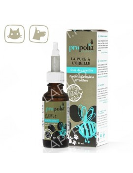 Solution oreille animaux 30ml